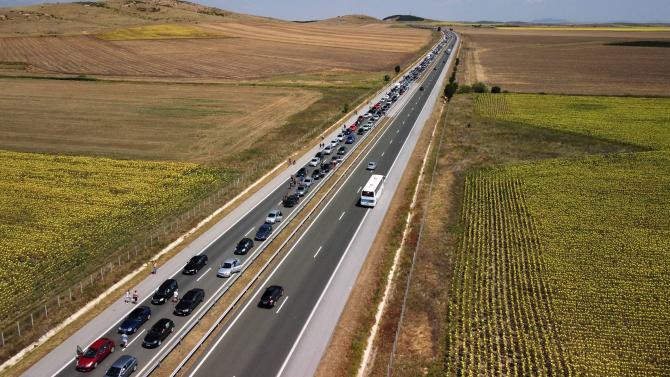 Правителството одобри доклада за безопасността на движението за второто полугодие на 2019 г.