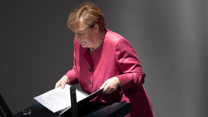 Меркел: Трябва да се избегне нова карантина