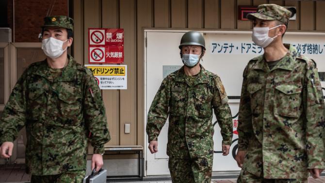 Япония може да приеме рекорден нов бюджет за отбрана