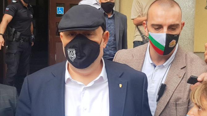 Съюзът на съдиите иска ВСС да провери има ли основание за предсрочно освобождаване на Гешев