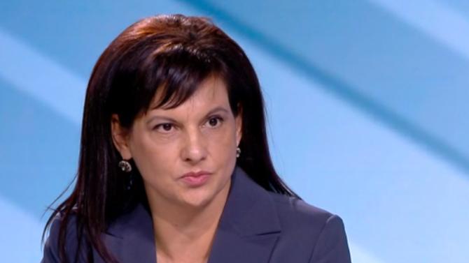 Даниела Дариткова: Винаги сме чували и разбирали справедливите искания на протестиращите