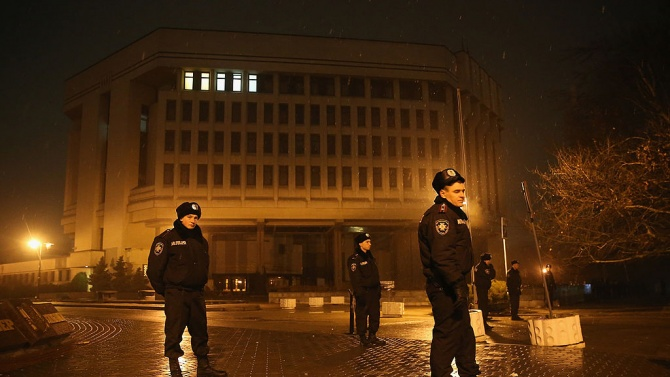 Украинските власти разследват смъртта на служителка в американското посолство в Киев