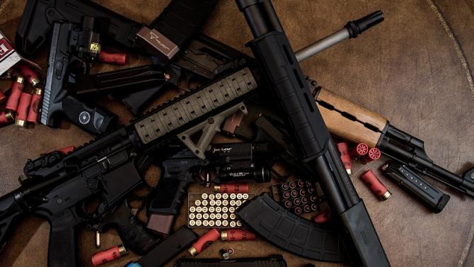 Голямо количество огнестрелно оръжие и боеприпаси иззеха в Кнежа