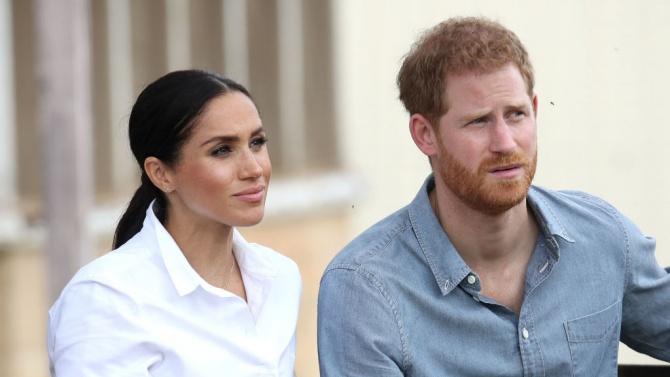 """Принц Хари и Меган: Великобритания да се справи със """"структурния расизъм"""""""