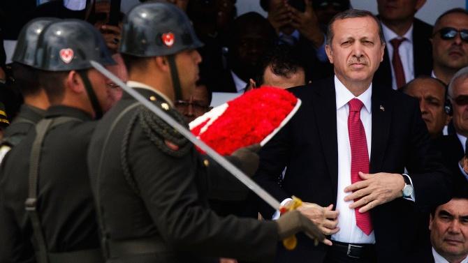 Ердоган: Русия, Франция и САЩ спаха 30 години