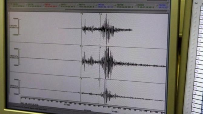 Земетресение край Мездра