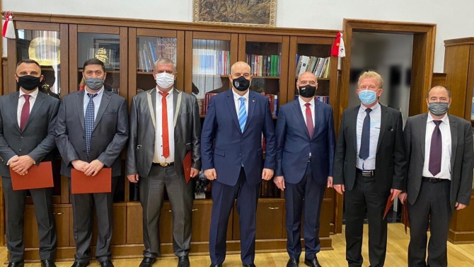 Главният прокурор Иван Гешев връчи отличия на магистрати