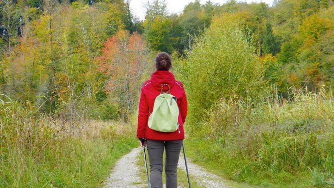 Време за контакти с природата, разходки, пътуване