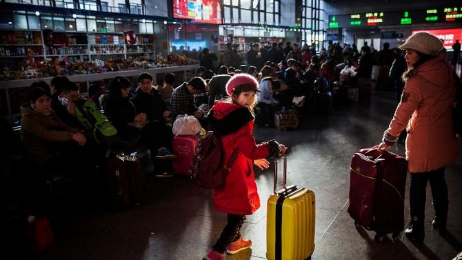 Бум на туристическите пътувания в Китай за ден