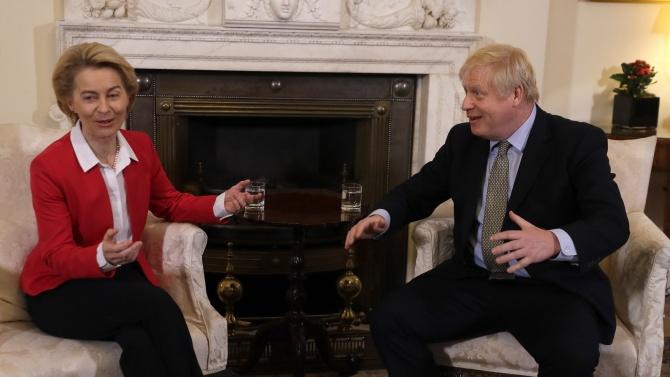 ЕС и Лондон се договориха за ускоряване на преговорите по Брекзит