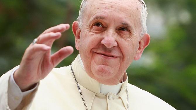 Папа Франциск разкри какъв ще бъде светът след COVID-19