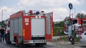 Влакът от София за Бургас пламна, евакуираха пътниците