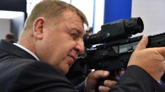 Каракачанов разясни за начина на плащане за следващите самолети Ф-16