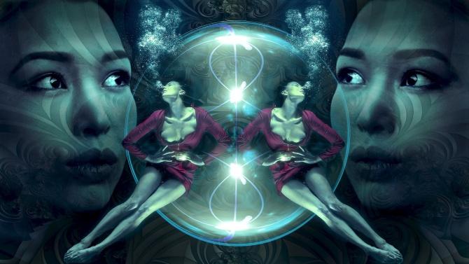 Днес самата природа отразява като огледало това, което е вътре в нас