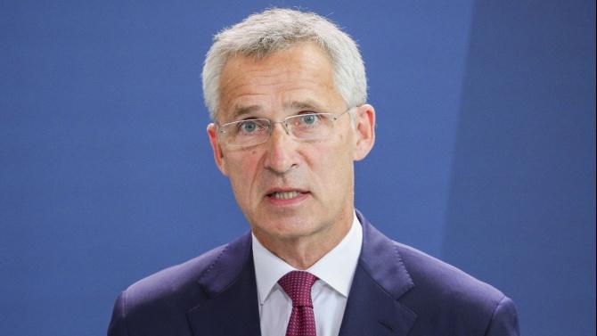 Генералният секретар на НАТО пристига в Турция