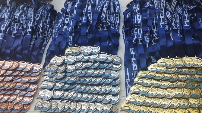 """ЗАД """"ОЗК-Застраховане"""" АД подкрепи Международния турнир по плуване за деца и юноши Swimming Talent cup 2020"""