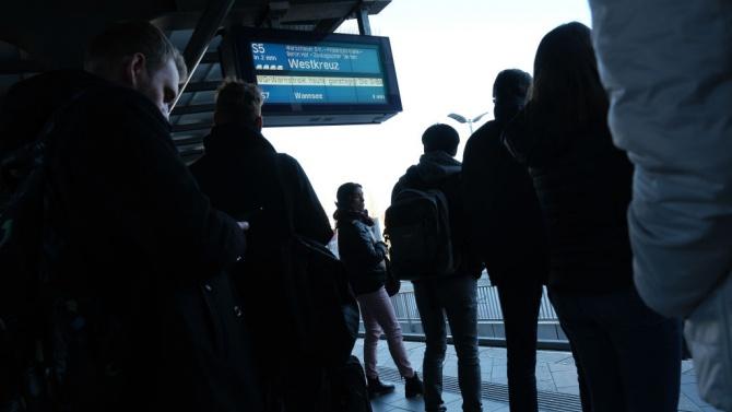 Стачка на работещите в транспорта във вторник в четиригермански провинции