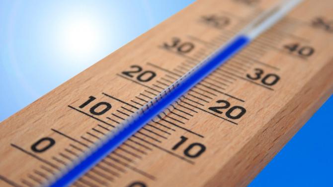 Температурен рекорд в Силистра