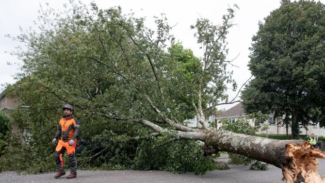 Още четири жертви е взела бурята Алекс в Южна Франция