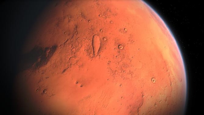 Тази седмица Марс е най-близо до Земята, няма да се повтори до 2035 г.