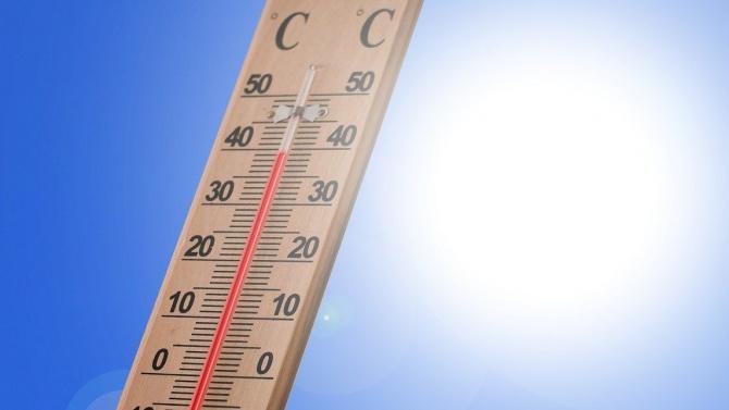 Температурен рекорд за октомври е регистриран в Търговище