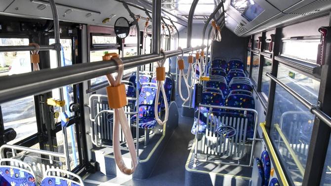 Започна поставянето на камери в столичния градски транспорт