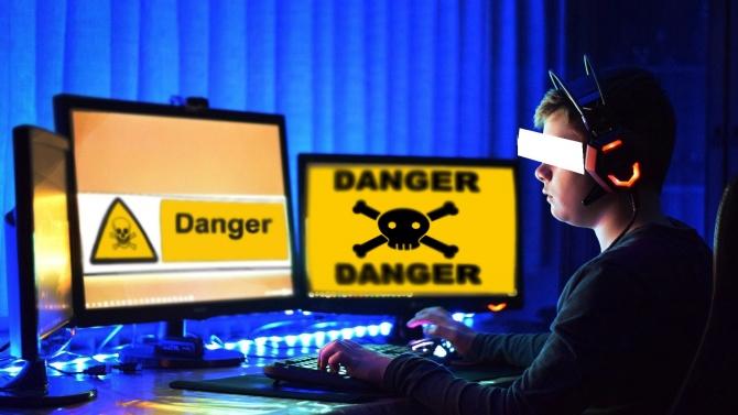 Внимание! Опасен интернет! За какво да внимаваме?