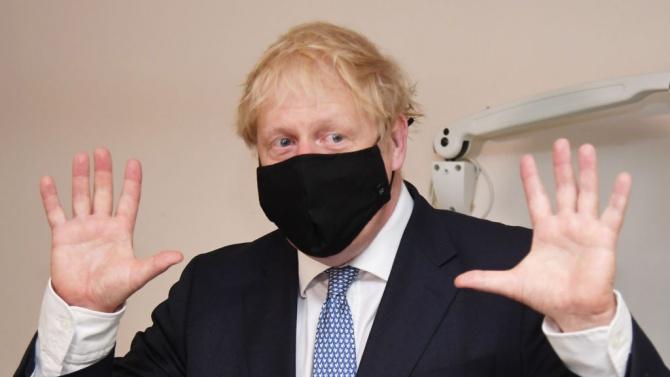 Джонсън обеща да промени Великобритания след кризата с коронавируса