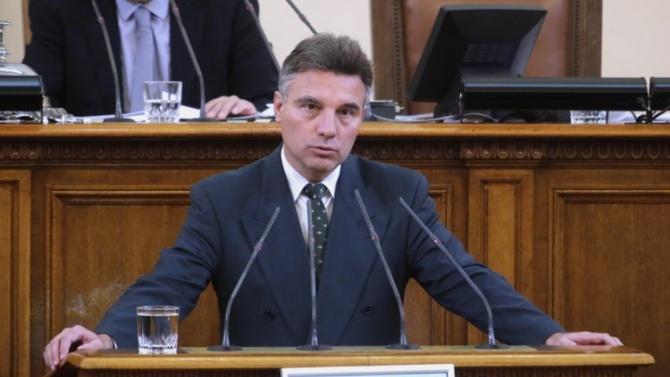 СДС: Дали проф.Иво Христов е достоен да бъде български народен представител?