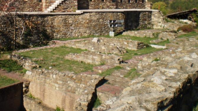 Археолози откриха следи от най-ранното обитаване на крепостта Кария при нос Шабла