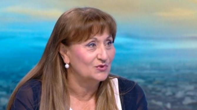Лидия Шулева посочи проблемите в пенсионната система