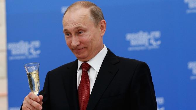 Путин обясни защо избягва бирата