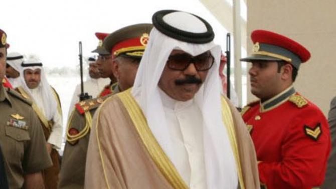 Емирът на Кувейт обяви за престолонаследник свой по-малък брат