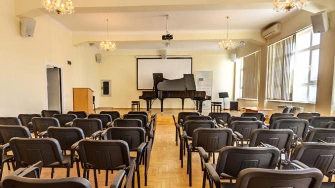 Музикалната академия има нов ректор