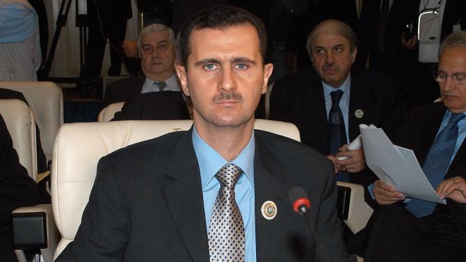 Башар Асад: В САЩ избират шеф на корпорация