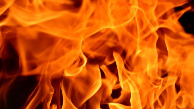 Жена загина в леглото си при пожар в Пловдив