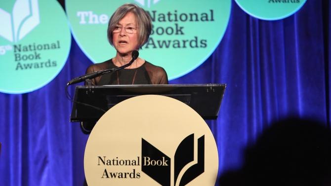 Носителката на Нобела за литература е от САЩ
