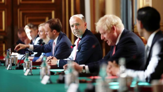 Лондон и Киев подписаха споразумение за сътрудничество след Брекзит