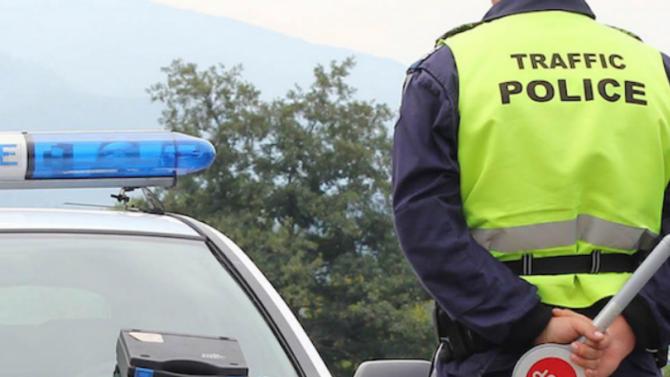За седмица: Полицаи са санкционирали 566 шофьори в Кюстендилско