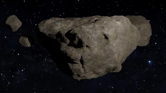 "Сондата ""ОСИРИС- РЕКС"" откри следи от речни потоци на повърхността на астероида Бену"