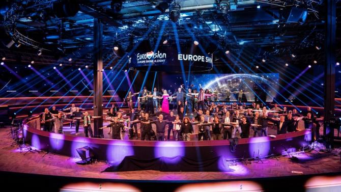 Евровизия ще се проведе през 2021 година