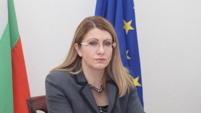 Ахладова: За България е приоритет Европейската прокуратура да заработи бързо