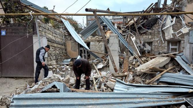 Има убити в Нагорни Карабах,  Азербайджан обвини Армения