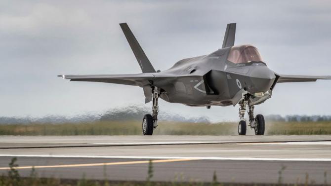 Израел: Против сме САЩ да продават на Катар изтребители Ф-35 от ново поколение
