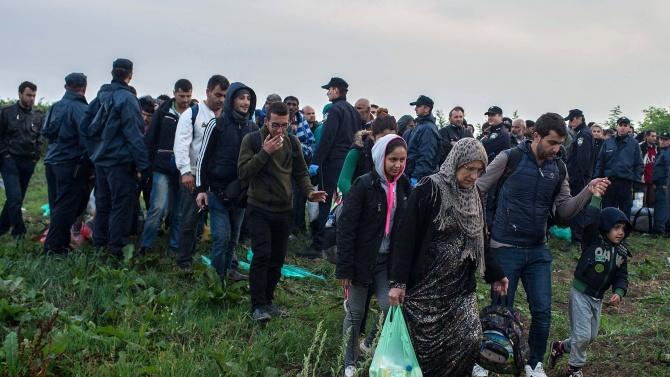 Заловиха 20 иракчани при опит да преминат българо-румънската граница