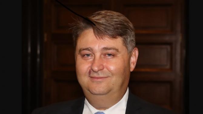 Официално: Новият член на ВСС Евгени Иванов встъпи в длъжност
