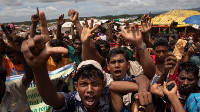 В Бангладеш въведоха смъртно наказание за изнасилвачи след масови протести