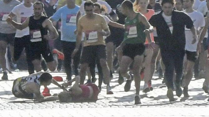 Прокуратурата подхвана инцидента на софийския маратон