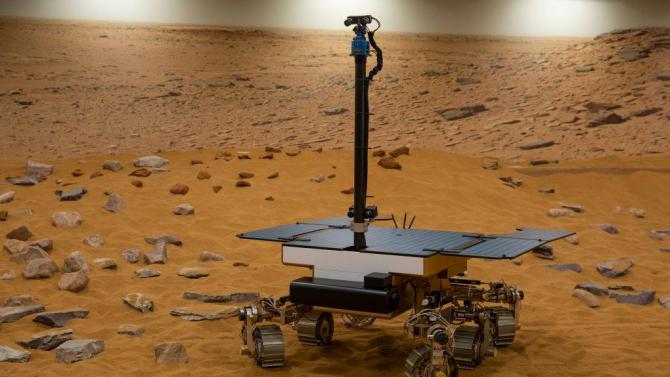 """ЕКА оповести датата на старта на мисията """"ЕкзоМарс"""""""