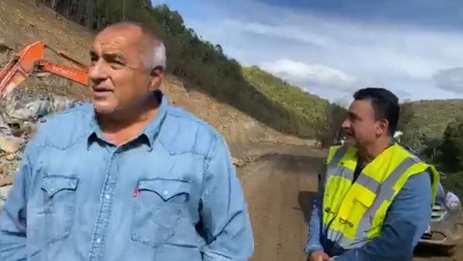Борисов: Нашето работно място е по строежите и по реакторите